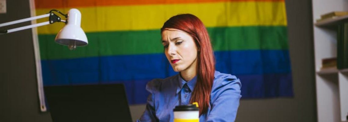 LGBT-flag-at-work